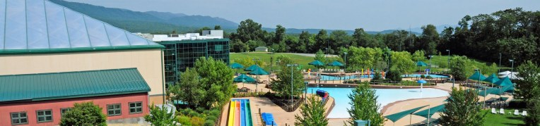 Massanutten Resort - Outdoor WaterPark