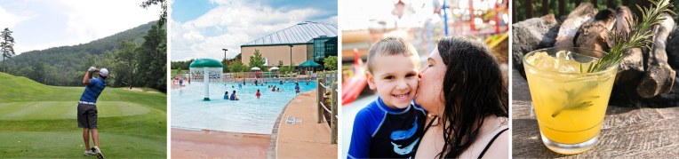 Summer Packages - Golf, WaterPark,  & Dining