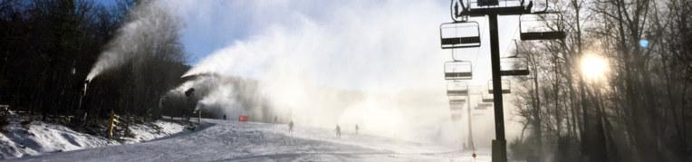 Massanutten Resort Snowmaking 101