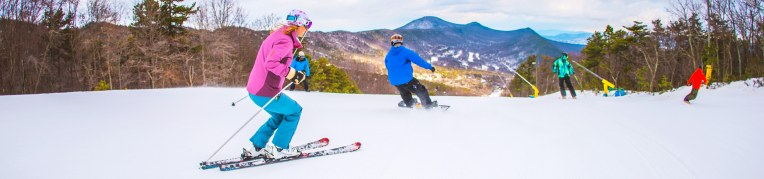 Snow Sports at Massanutten Resort