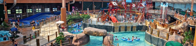 Masssanutten Indoor WaterPark