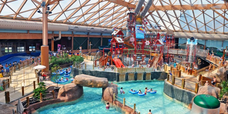 Massanutten Resort Virginia Va Ski Area Golf Waterpark