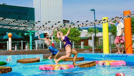 Massanutten Outdoor WaterPark
