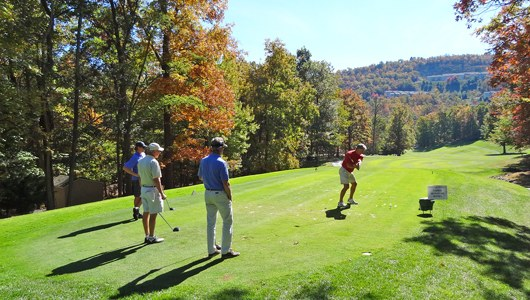 Golf Tournaments at Massanutten Resort