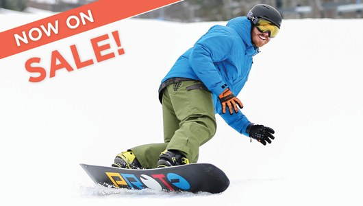 Ski Season Pass On Sale section photo