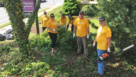 United Way Day of Caring