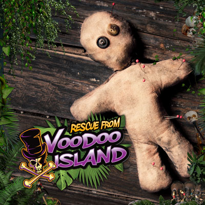 Rescue from VooDoo Island Escape Room