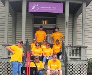 Massanutten Gives Back Day of Caring 2019