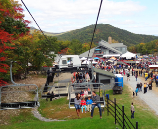 Fall Festival at Massanutten Resort