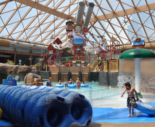 Massanutten Indoor/Outdoor WaterPark