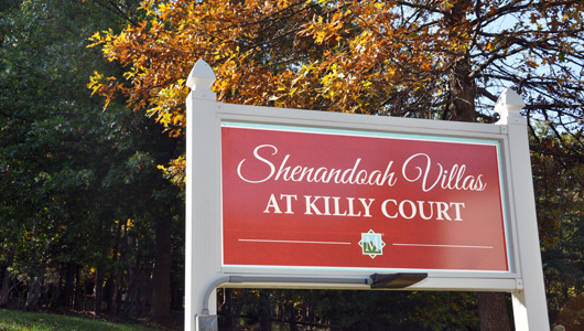 Shenandoah Villas at Killy Court