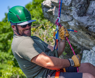 NEW! Ridge Climbing & Rappelling Excursion