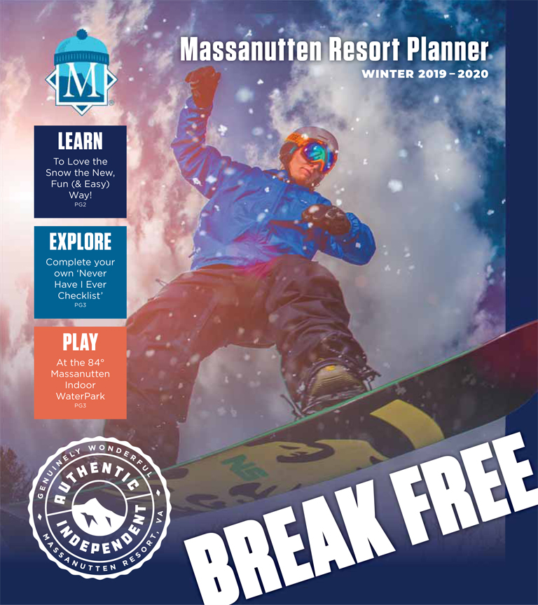 Winter 2019-20 Resort Planner