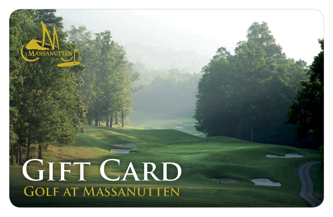 Massanutten Golf Gift Card