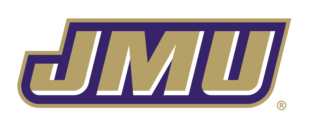 JMU Athletics logo