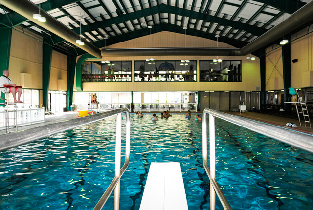 Le Club Indoor Pool