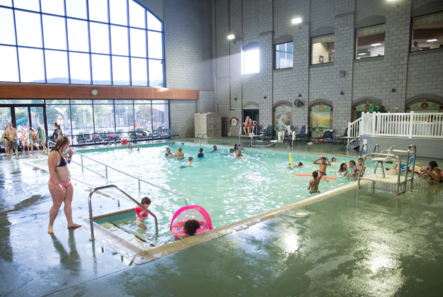 Woodstone Recreation Center Indoor Pool