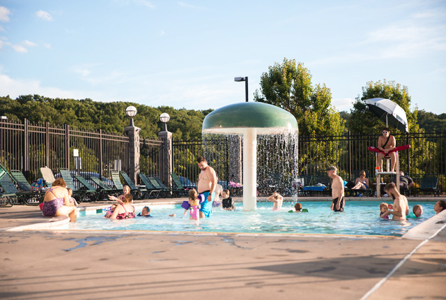 Woodstone Recreation Center Outdoor Pool
